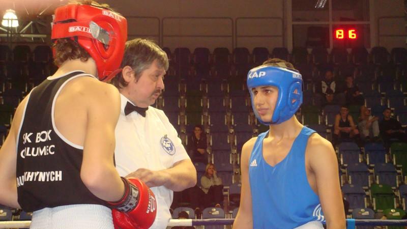 MČR v boxu Školní mládeže a Kadetů 2015