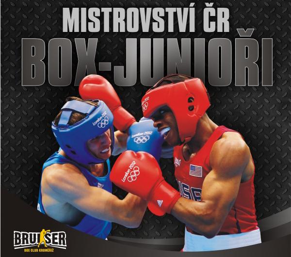 MČR v boxu Juniorů 2015