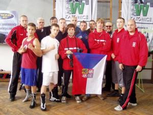 Mezinárodní turnaj Katowice 2009