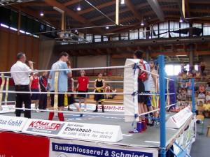 Fotky ze zápasu v Německu 2007
