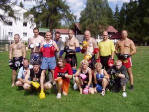 Soustředění 2007 Zbraslavice u Kutné Hory