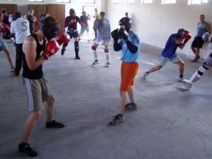 Soustředění 2008 Zbraslavice u Kutné Hory